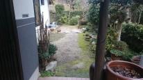 M邸 施工前のお庭