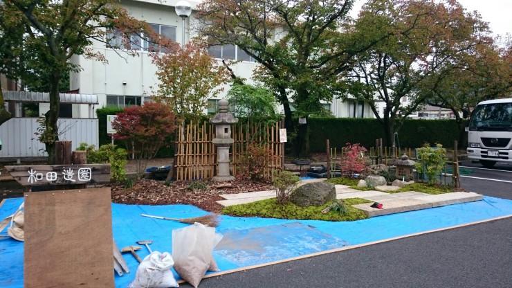 島根県大田市の彼岸市「中日っあん」片付け